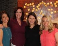 Marta, Kristine, Dr. Ashley, and Jennifer