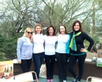 The ANB Team at NEDA Walk
