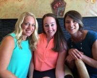 Jennifer, Jessica, and Marta