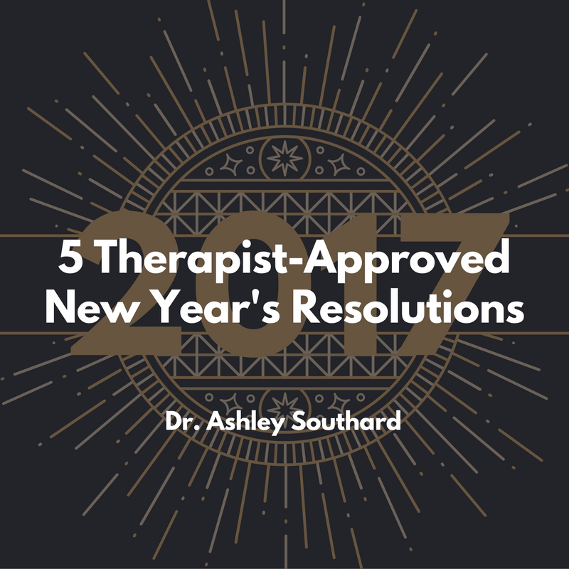 5 Therapist-Approved New Year\'s Resolutions - A New Beginning